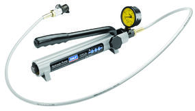 Image shows the SKF Hydralic pump