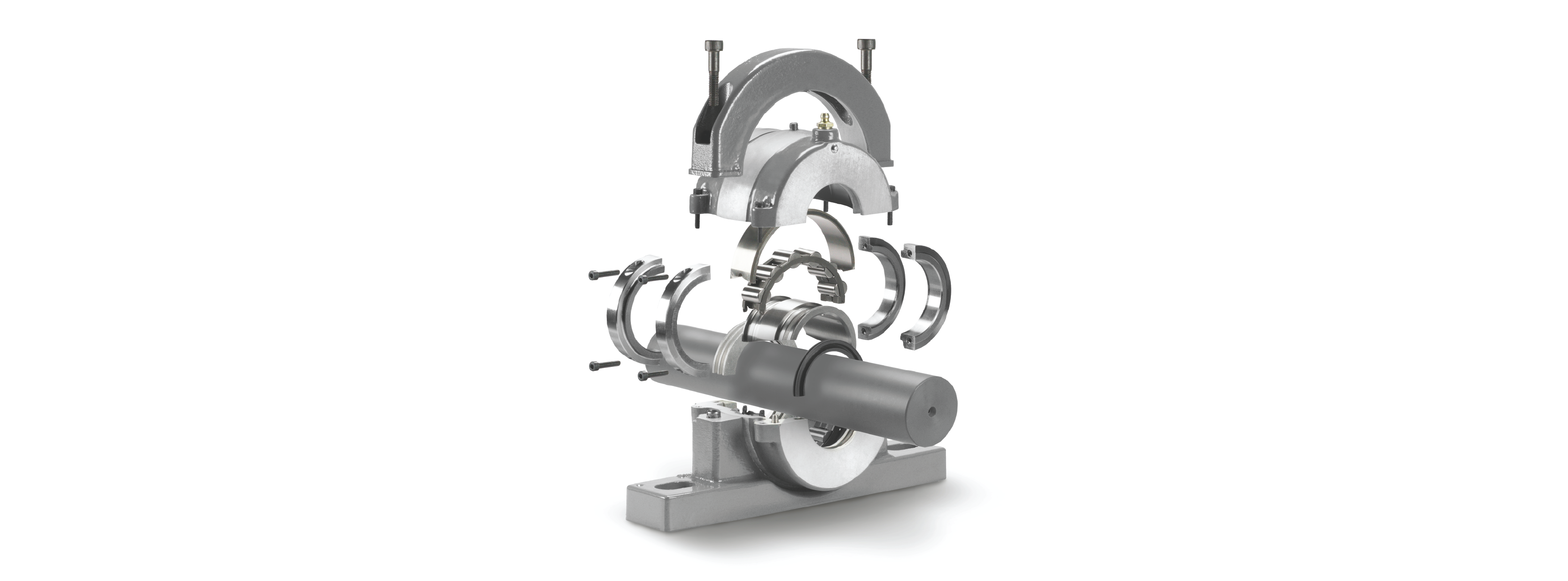 Introducing Split Bearings: Cost-Cutting Solution With Longer Bearing Life