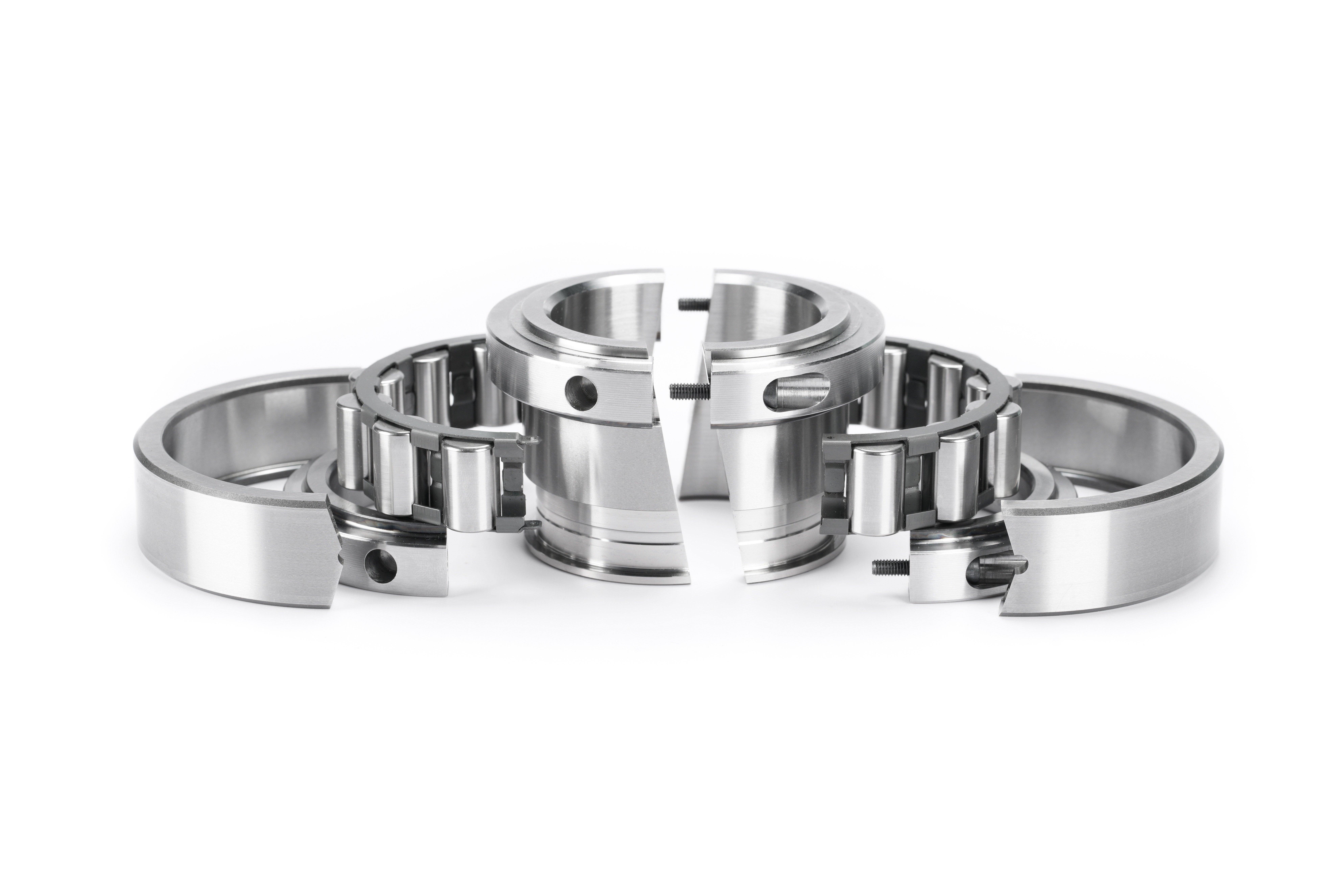 Split Roller Bearings: Your Big Advantage