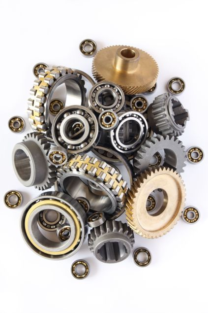 Image of different types of bearings