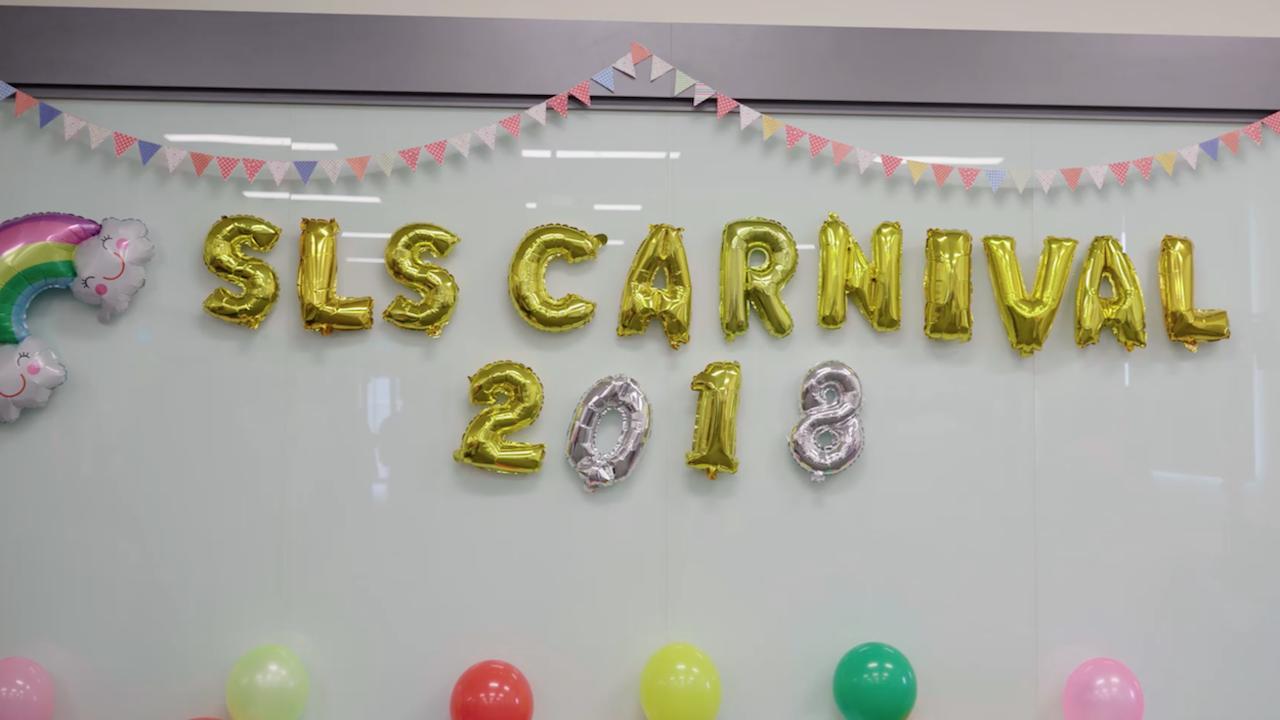 SLS Carnival youtube thumbnail